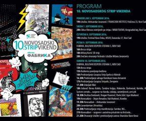 10. novosadski stripvikend