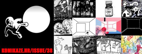 ! FLAJER WEB KOMIKAZE#38