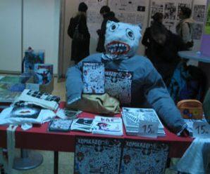 4.-6.11.2005. komikaze @ CRŠ stripfestival, zagreb