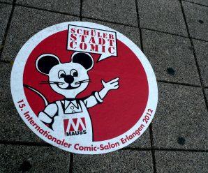 7.-10.6.2012. komikaze @ strip festival ~ erlangen