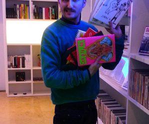 27.11.2012. distribucija/ albumi komikaze u kino europa shopu!