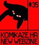 new komikaze webzine # 35 is out
