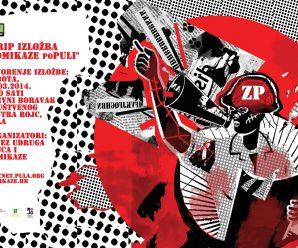 29.3.2014. izložba komikaze poPuli ~ pula