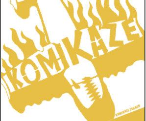 2013. MINHEN/ KOMIKAZE VS COMIKAZE – KATALOG IZLOŽBE (IZBOR AUTORA), 10TH ANNIVERSARY