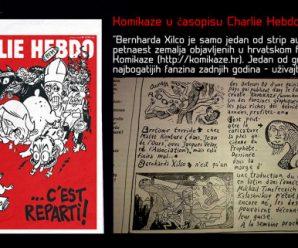 komikaze at Charlie Hebdo!