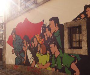 komikaze tour/ part III: 30/4.-1/5/2016 – FEIRA MORTA/ Lisabon, Portugal