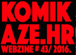 15/12/2016 komikaze webzine # 43!