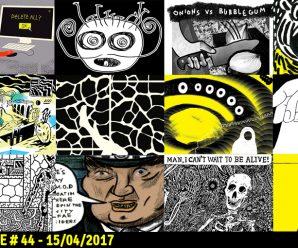 15/04/2017 KOMIKAZE WEBZINE # 44!