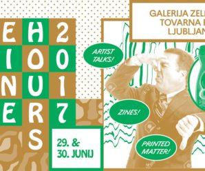 30.06. 2017. Komikaze na DIY festivalu Caffeine Hours, Ljubljana