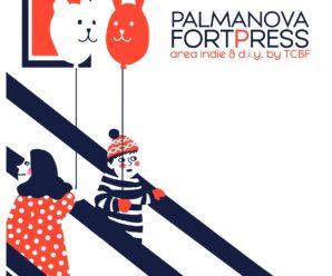 1.-2.7.2017. Komikaze na DIY festivalu – Palmanova, Italija