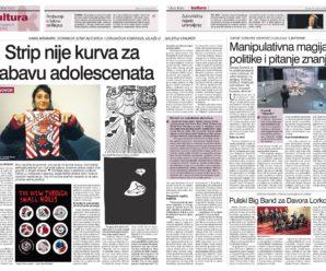 05.01.2017. + 28.12.2016. strip nije kurva za zabavu adolescenata – glas istre, novi list