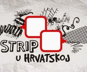 """od petka na #hrt3 kreće """"strip u hrvatskoj"""""""