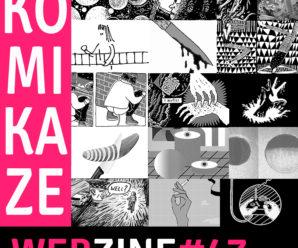 15/04/2018 KOMIKAZE WEBZINE # 47!