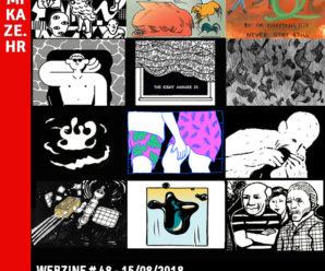 15/08/2018 KOMIKAZE WEBZINE # 48!
