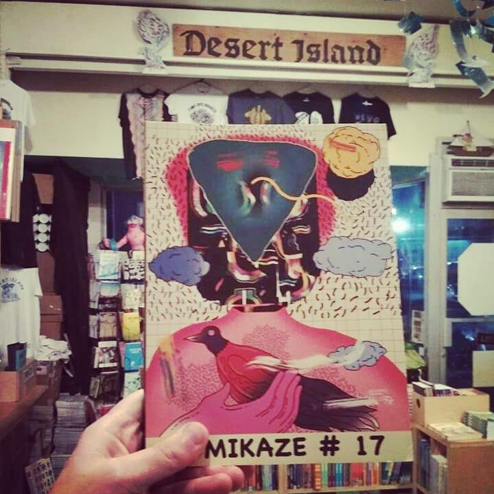 Komikaze @ DESERT ISLAND COMICS