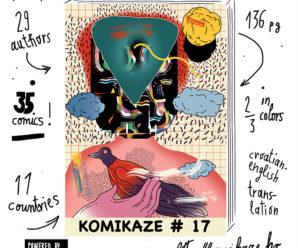 ALBUM KOMIKAZE#17!