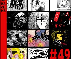 KOMIKAZE WEBZINE # 49!
