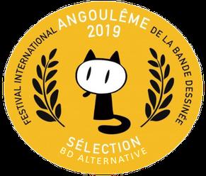 Komikaze album #17 – Nominacija 2019., Francuska