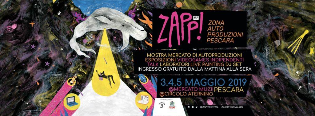 ZAPP! fest 2019 / Pescara