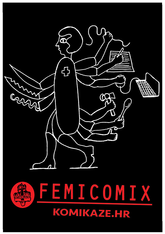 femicomix logo