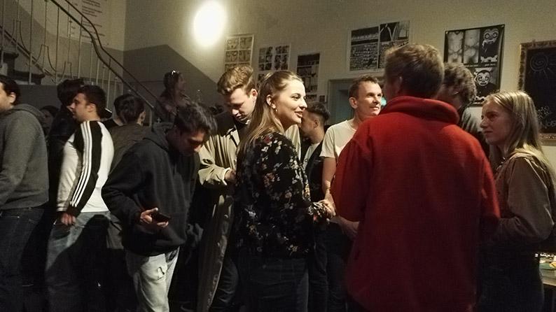Komikaze @ Noise Mobility Festival - Minhen