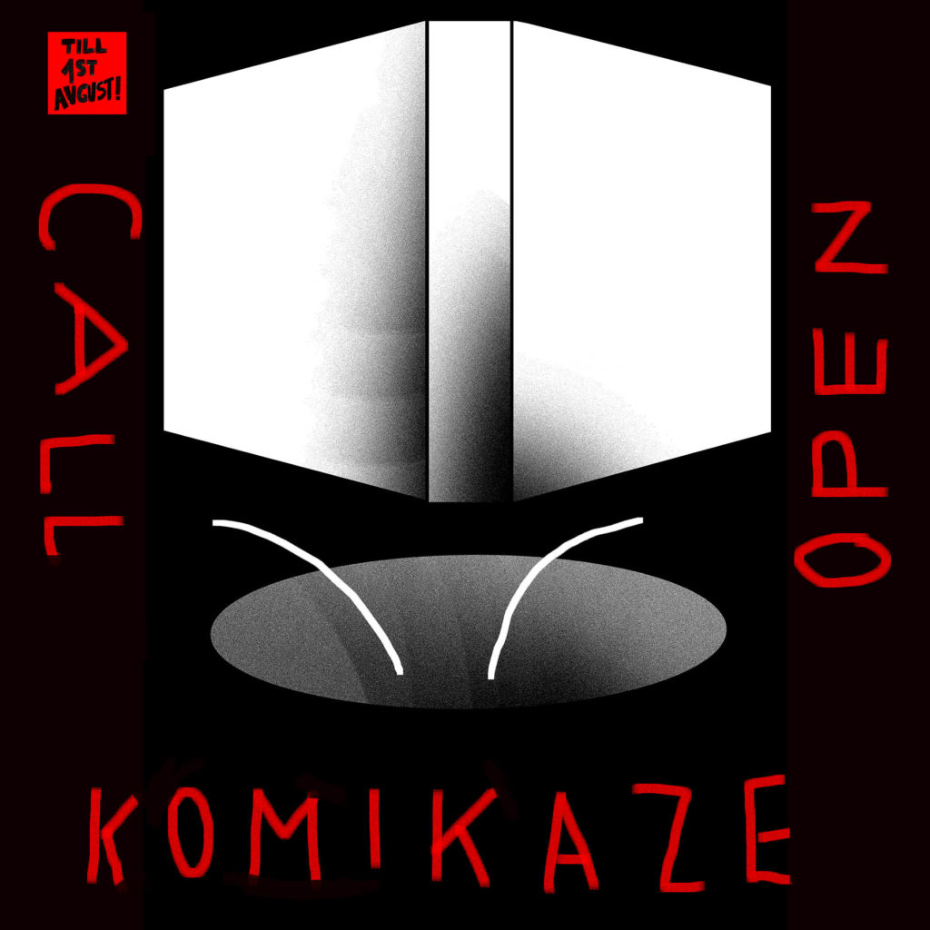 Komikaze open call for the webzine #51