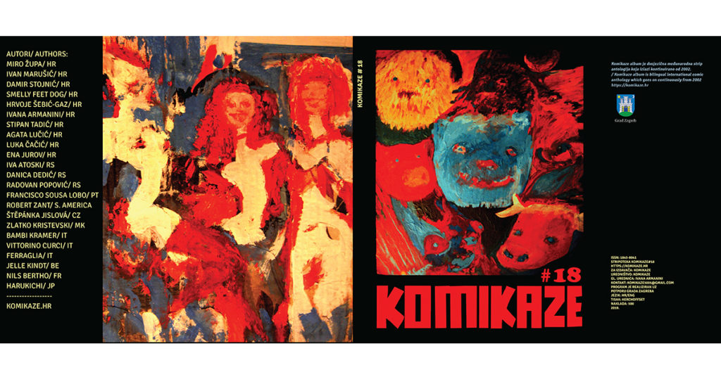 KOMIKAZE 18_alternative_comics_award_angouleme