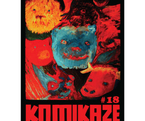 ALBUM KOMIKAZE #18 – PRIX BD ALTERNATIVE!
