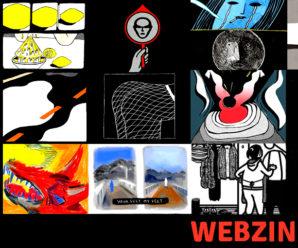 NOVO / NEW: KOMIKAZE WEBZINE # 52!