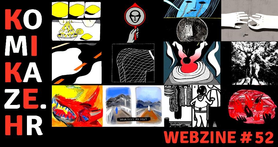 KOMIKAZE WEBZINE # 52