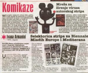 20.5.2007. review: komikaze @ mafest – zlata rica