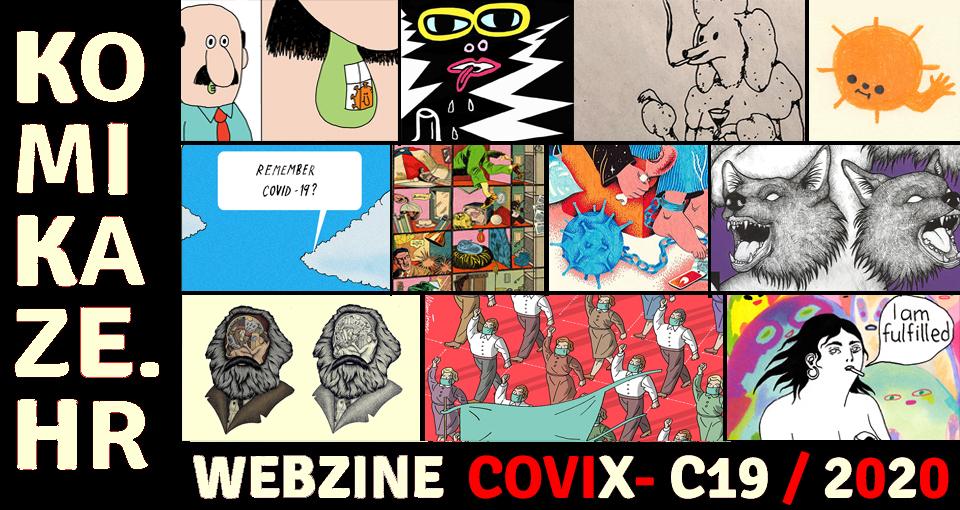 covix_C19 komikaze#53_flayer