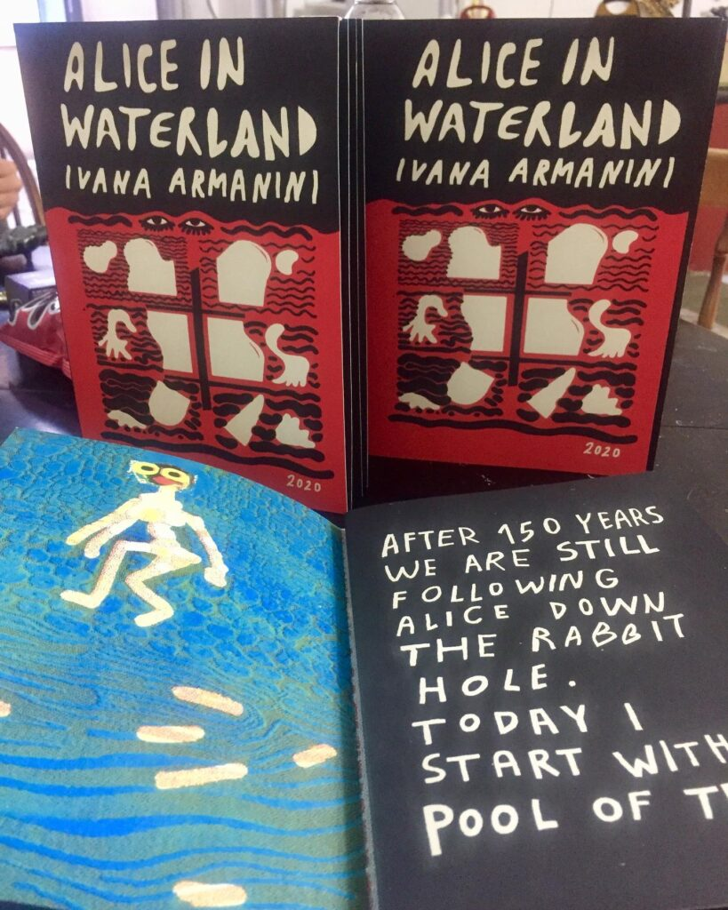 00 ALICE IN WATERLAND_SCREENPRINTED_LIMITED EDITION