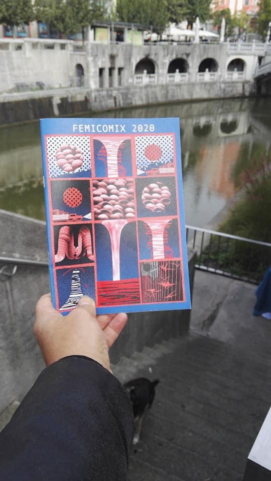 FEMICOMIX 2020_ZINE