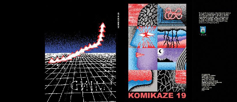 ALBUM KOMIKAZE 19_omot