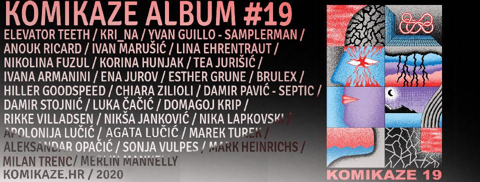 NOVI/NEW KOMIKAZE ALBUM 19