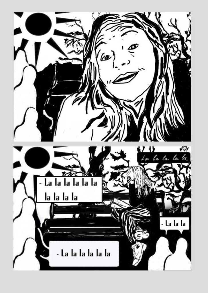 komikaze femicomix street girls