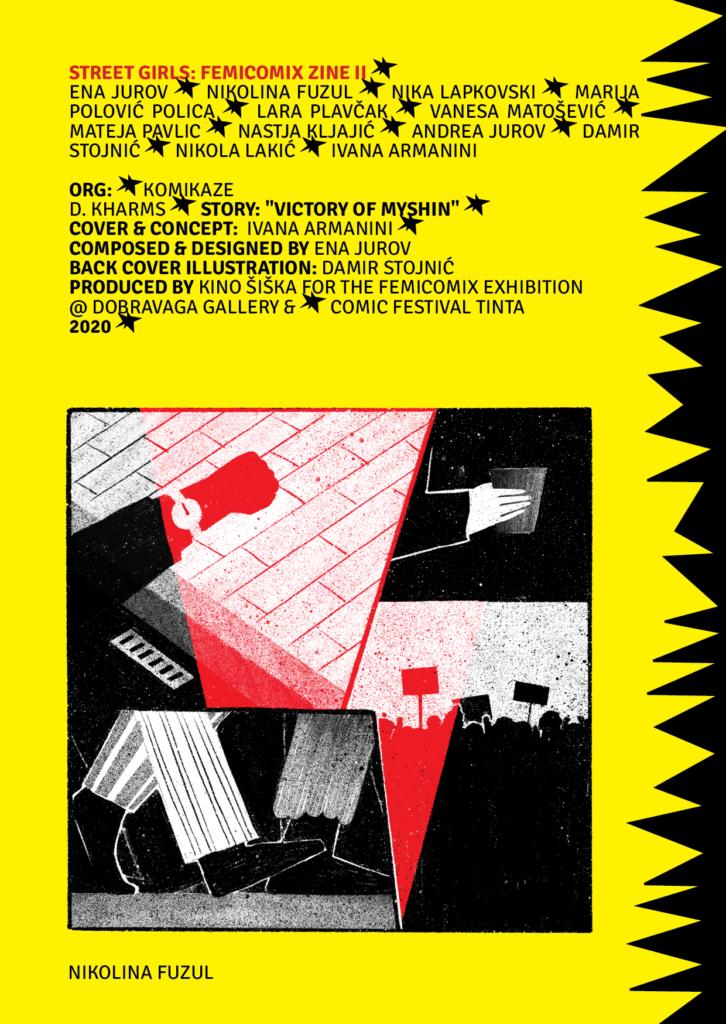 komikaze femicomix street girls web2!