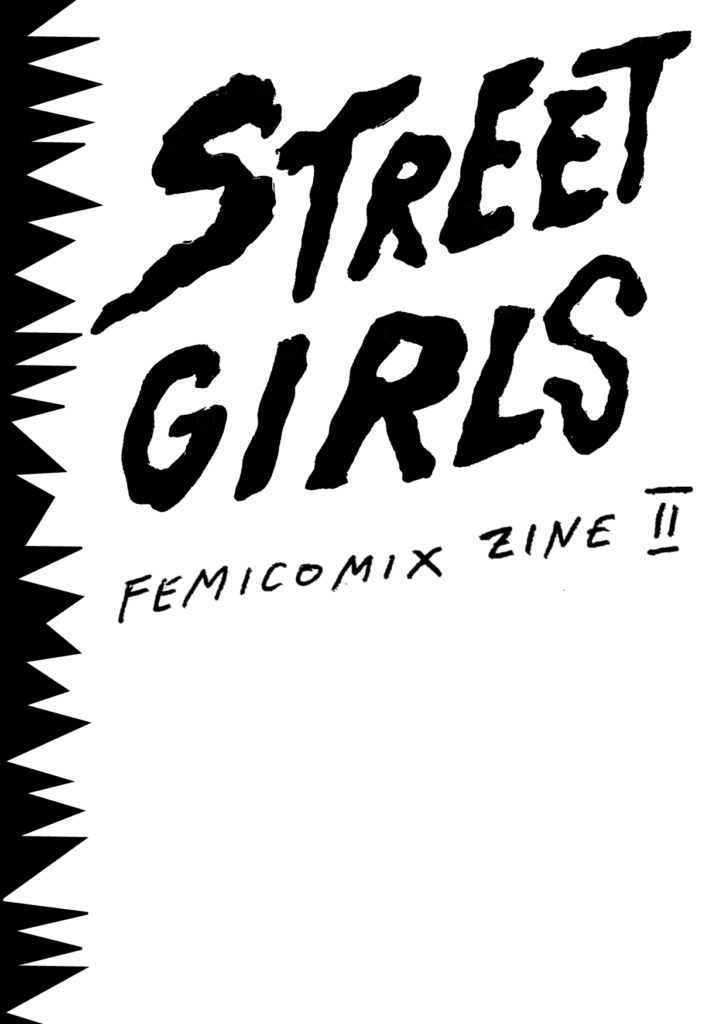 femicomix street girls web