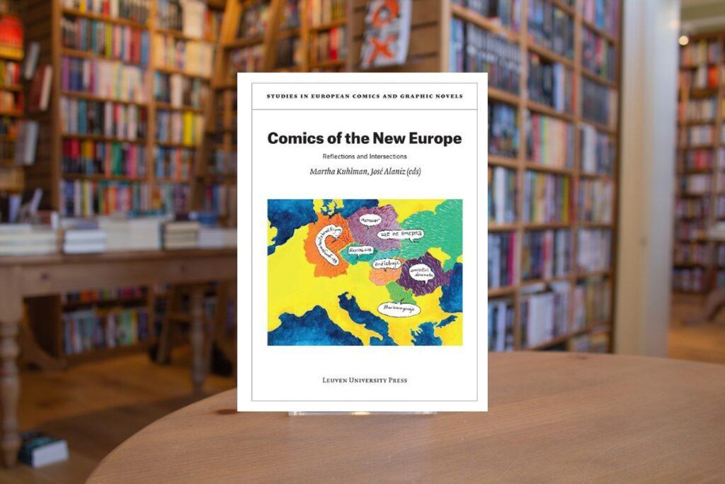 google book 2020_Comics of the New Europe