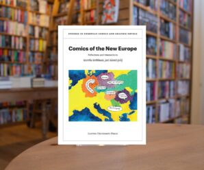 Comics of the New Europe /  University Leuven, 2020