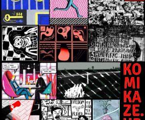 novi strip webzin/ new comic webzine # 55