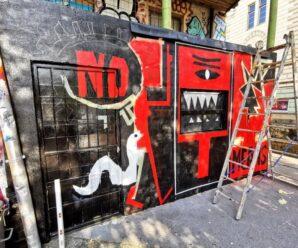 femicomix mural
