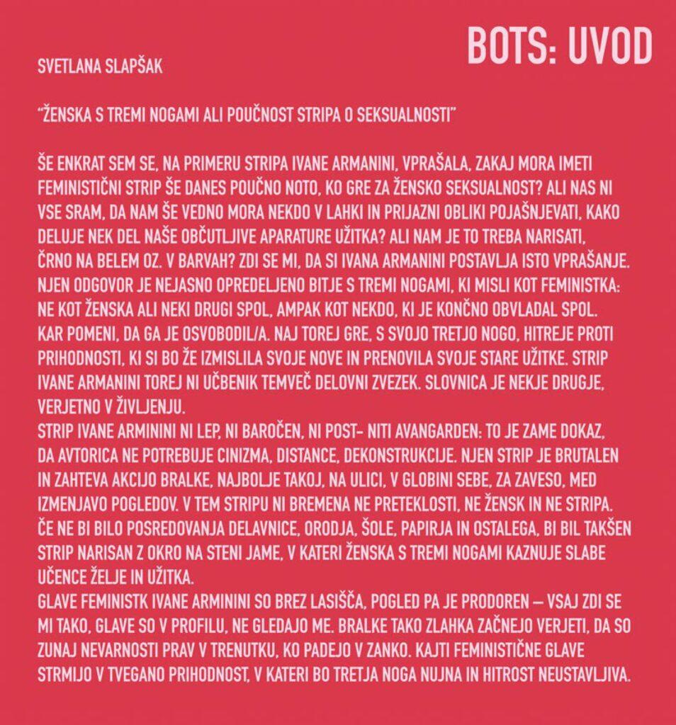 BOTS_strip_album_SVETLANA SLAPŠAK