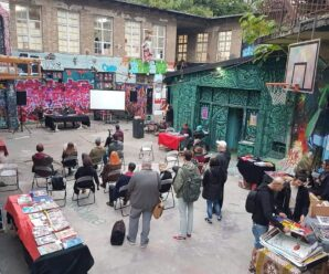 OHOHO STRIP I STREET ART FESTIVAL – ZAGREB, 2021