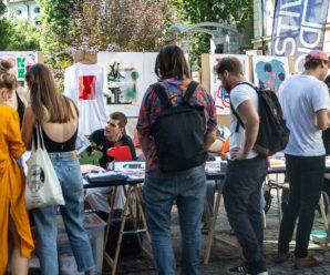 KOMIKAZE @ INDIGO X CAFFEINEHOURS – centar suvremene umjetnosti cukrarna 2021